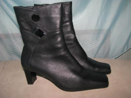 ПРОДАНО Ботинки кожа VERO CUOIO р-р 41: Цена 150 грн.